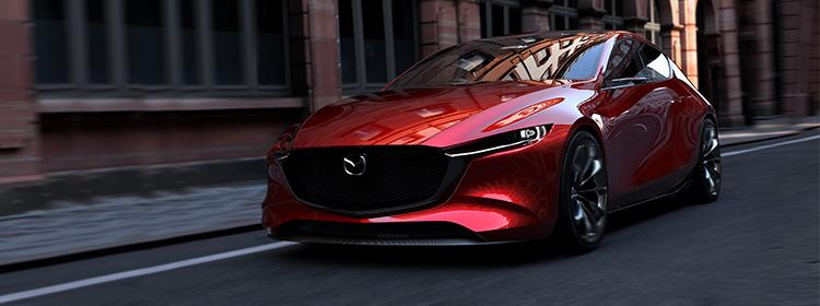 Mazda 3 Skyactiv >> 【MAZDA】マツダ魁 CONCEPT|展示車両・技術|第45回東京モーターショー2017
